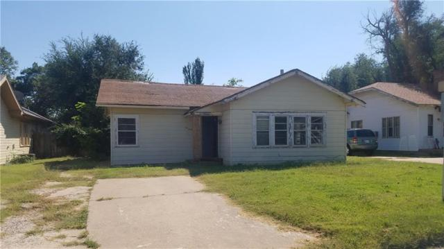 1014 W 2nd, Elk City, OK 73644 (MLS #791901) :: UB Home Team