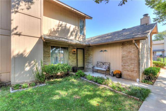 9619 Hefner Village, Oklahoma City, OK 73162 (MLS #791908) :: Keller Williams Mulinix OKC