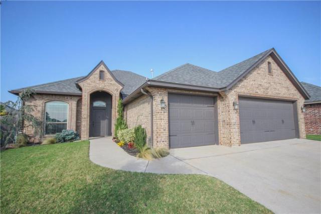 17209 Avila Lane, Oklahoma City, OK 73170 (MLS #791940) :: Wyatt Poindexter Group