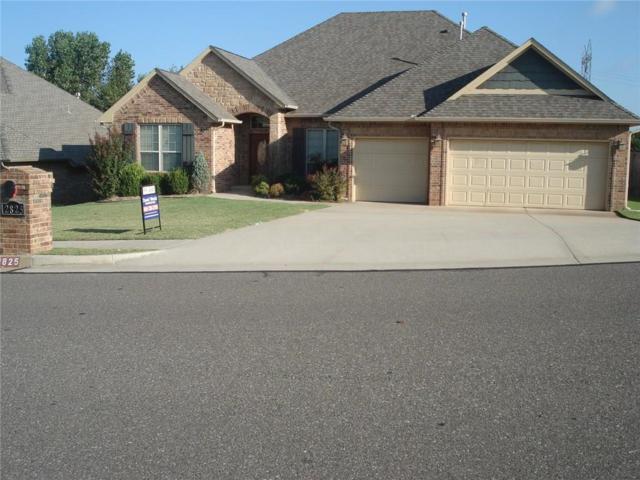 2825 Asheforde, Edmond, OK 73034 (MLS #792104) :: Homestead & Co