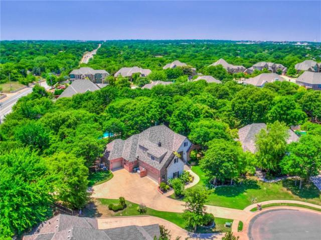1416 Circle Bend Court, Edmond, OK 73034 (MLS #792125) :: Homestead & Co