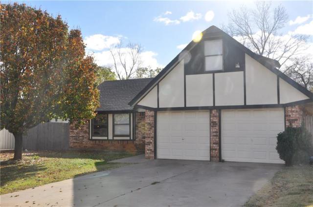 1036 NE 9th Street, Moore, OK 73160 (MLS #792148) :: Wyatt Poindexter Group