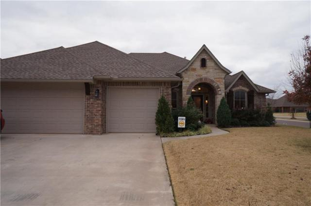12401 Heathfield Lane, Oklahoma City, OK 73173 (MLS #792198) :: Wyatt Poindexter Group