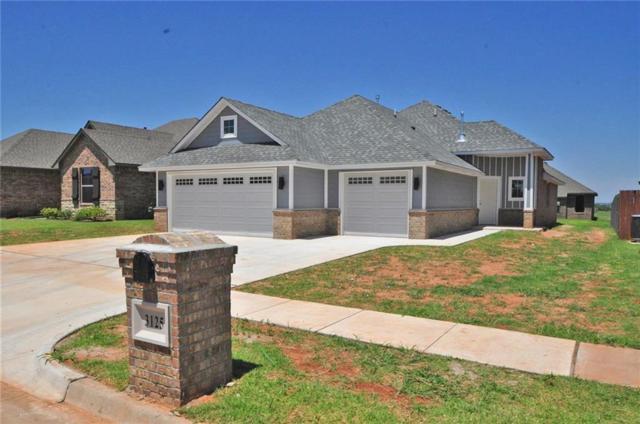 3125 NW 184th Terrace, Edmond, OK 73012 (MLS #792304) :: Wyatt Poindexter Group
