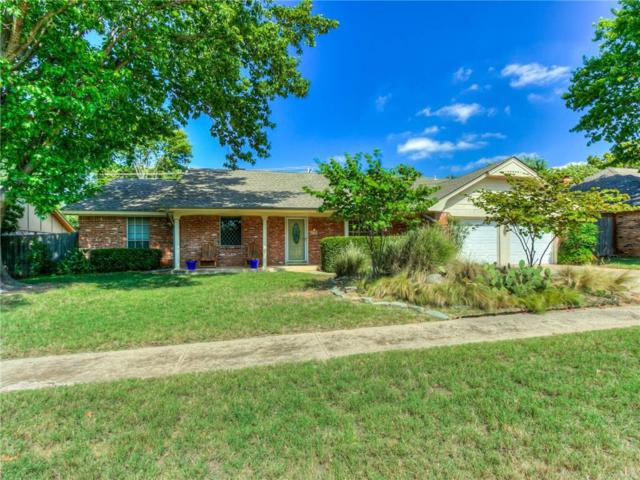 3713 Red Oaks Drive, Norman, OK 73072 (MLS #792336) :: Wyatt Poindexter Group