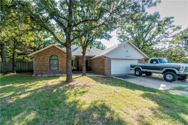 341771 E Hickory Lane, Chandler, OK 74834 (MLS #792383) :: Wyatt Poindexter Group