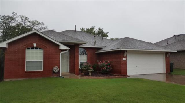 4004 Bald Eagle Drive, Norman, OK 73072 (MLS #792387) :: Wyatt Poindexter Group