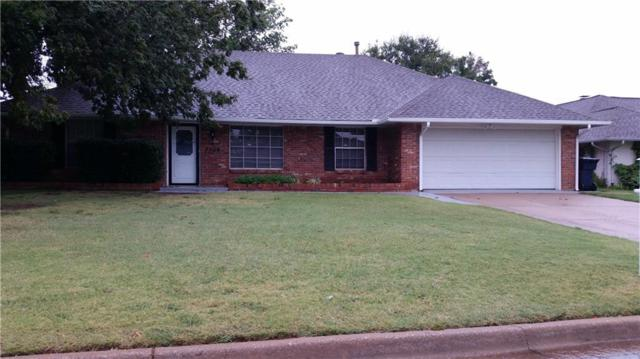 7509 N Ann Arbor Avenue, Oklahoma City, OK 73132 (MLS #792701) :: Barry Hurley Real Estate
