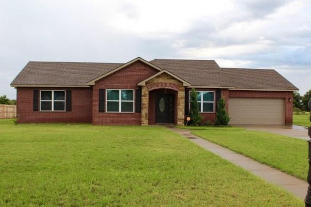 17 Fairway Drive, Sayre, OK 73662 (MLS #792743) :: Wyatt Poindexter Group