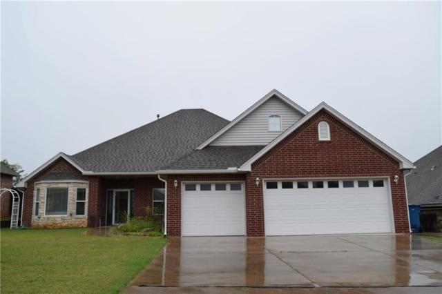 12785 SE 20th Street, Choctaw, OK 73020 (MLS #792897) :: Wyatt Poindexter Group