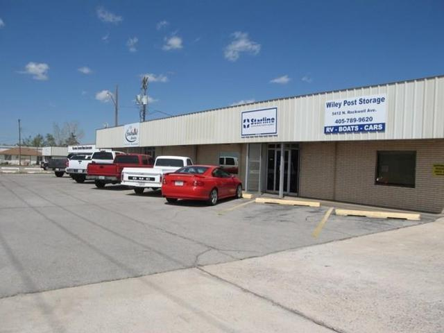 5412 N Rockwell, Bethany, OK 73008 (MLS #792919) :: Wyatt Poindexter Group