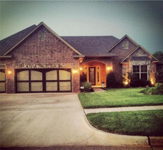 19412 Crest Ridge Drive, Edmond, OK 73012 (MLS #792957) :: Wyatt Poindexter Group