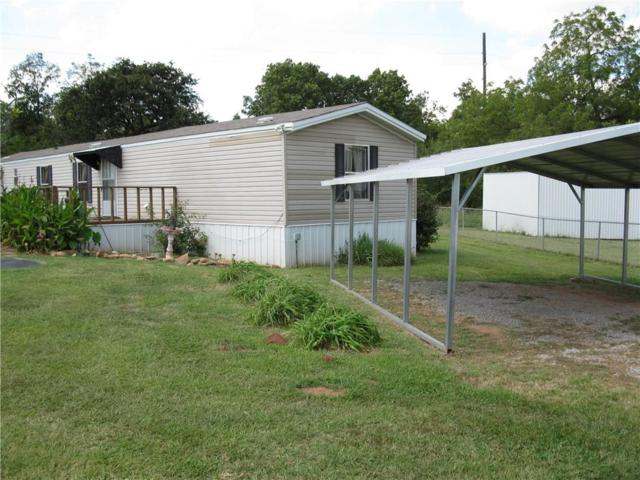16951 Valley View Rd., Newalla, OK 74857 (MLS #793067) :: Wyatt Poindexter Group