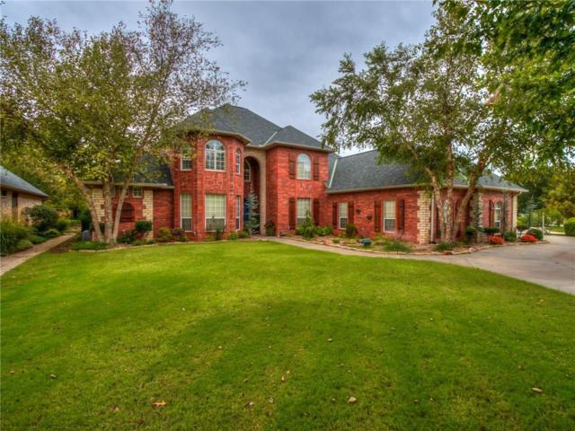 12516 Crick Hollow Court, Oklahoma City, OK 73170 (MLS #793093) :: Wyatt Poindexter Group