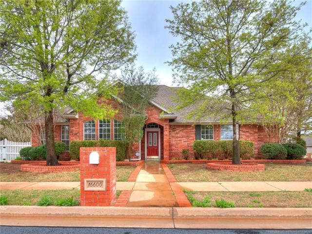 16600 Halbrooke, Edmond, OK 73012 (MLS #793171) :: Barry Hurley Real Estate