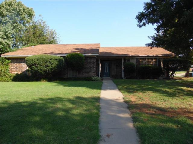 804 Brookhollow, Chickasha, OK 73018 (MLS #793420) :: Wyatt Poindexter Group