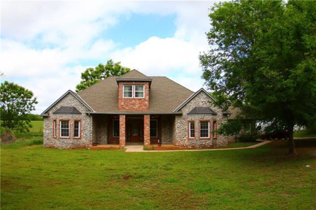 22643 Walnut Creek Trail, Purcell, OK 73080 (MLS #793469) :: Homestead & Co