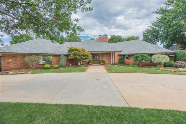 3301 Hickory Stick Road, Oklahoma City, OK 73120 (MLS #793496) :: Wyatt Poindexter Group