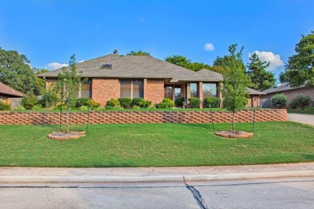 2104 Brookview Lane, Edmond, OK 73034 (MLS #793507) :: Barry Hurley Real Estate