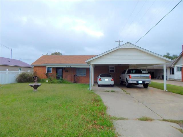 2619 N Bell Avenue, Shawnee, OK 74804 (MLS #793616) :: Wyatt Poindexter Group