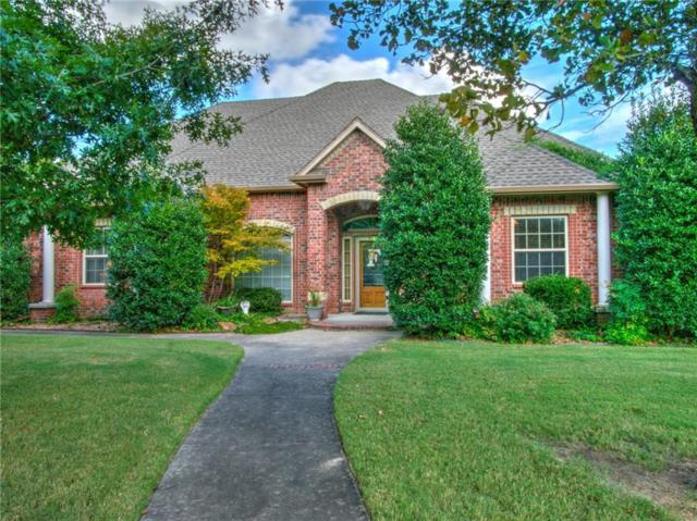 130 Rabbit Run Road, Choctaw, OK 73020 (MLS #793788) :: Wyatt Poindexter Group