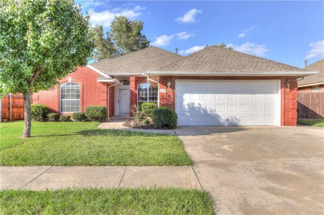 529 SW 155th Court, Oklahoma City, OK 73170 (MLS #793852) :: Richard Jennings Real Estate, LLC
