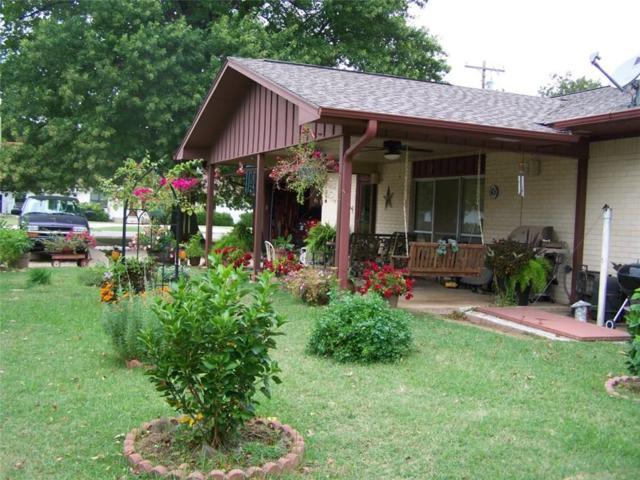 1101 E Chickasaw, Wynnewood, OK 73098 (MLS #793861) :: Wyatt Poindexter Group