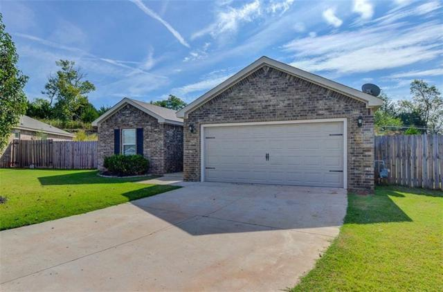 1900 Bradford Circle, Newcastle, OK 73065 (MLS #793886) :: Richard Jennings Real Estate, LLC