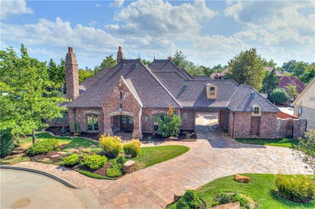 1602 Coventry Park, Nichols Hills, OK 73120 (MLS #793895) :: Wyatt Poindexter Group