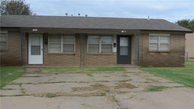 1317 Chalmers, Altus, OK 73521 (MLS #793902) :: Homestead & Co