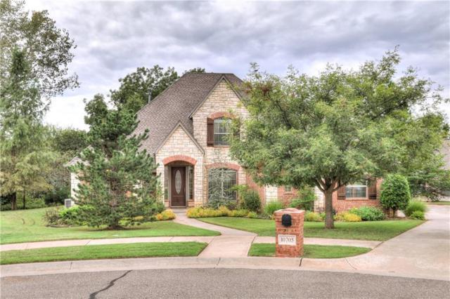 10705 Saint Michel Circle, Oklahoma City, OK 73151 (MLS #793934) :: Wyatt Poindexter Group
