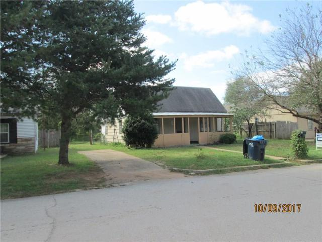 716 W Brule, Purcell, OK 73080 (MLS #794043) :: Wyatt Poindexter Group