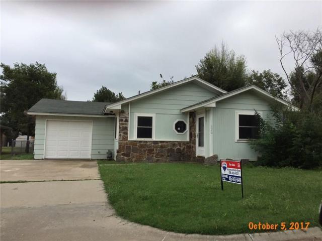120 N O, El Reno, OK 73036 (MLS #794068) :: Wyatt Poindexter Group
