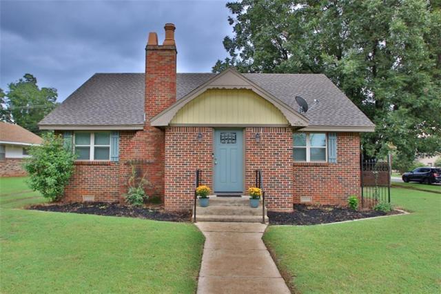 404 N Main Street, Blanchard, OK 73010 (MLS #794122) :: Richard Jennings Real Estate, LLC
