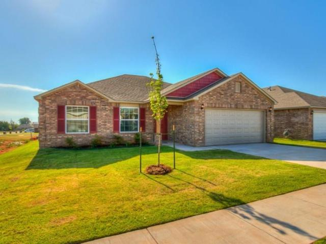 13108 Beekman Drive, Oklahoma City, OK 73078 (MLS #794170) :: Wyatt Poindexter Group