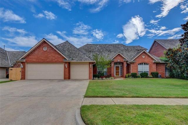 4024 Gloucester, Norman, OK 73072 (MLS #794231) :: Barry Hurley Real Estate