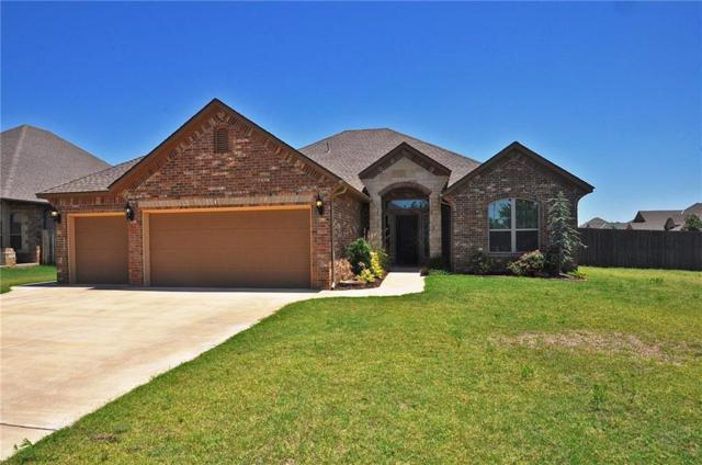 1710 Pheasant Run, Newcastle, OK 73065 (MLS #794244) :: Richard Jennings Real Estate, LLC