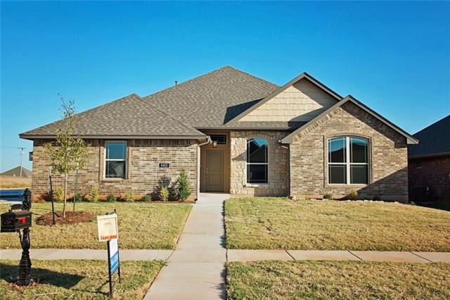 6413 NW 158th Terrace, Edmond, OK 73013 (MLS #794248) :: Wyatt Poindexter Group