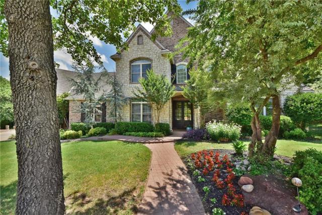 3416 Winding Creek Circle, Edmond, OK 73034 (MLS #794250) :: Homestead & Co