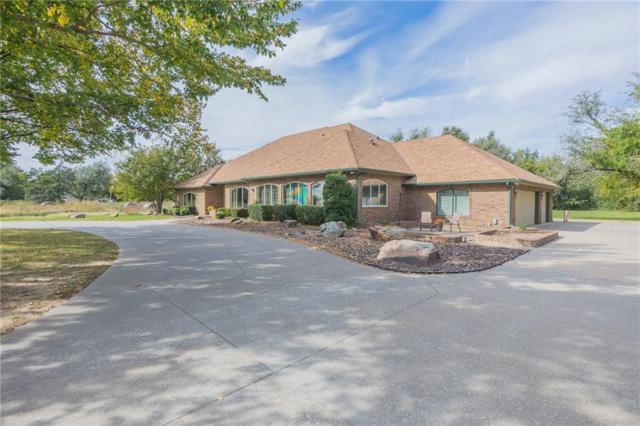 9501 Overholser Drive, Yukon, OK 73099 (MLS #794305) :: Richard Jennings Real Estate, LLC