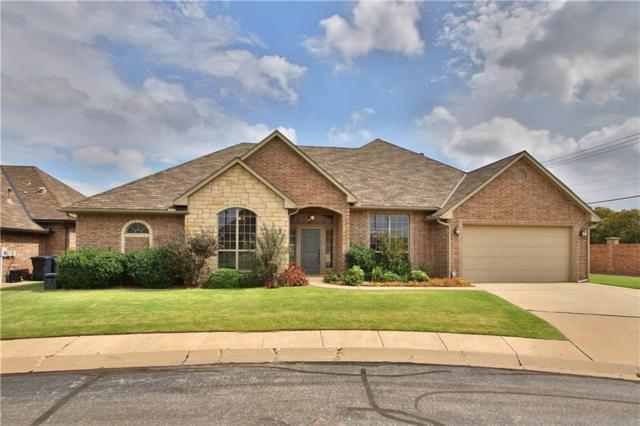 16500 Brewster Lane, Edmond, OK 73012 (MLS #794314) :: Homestead & Co