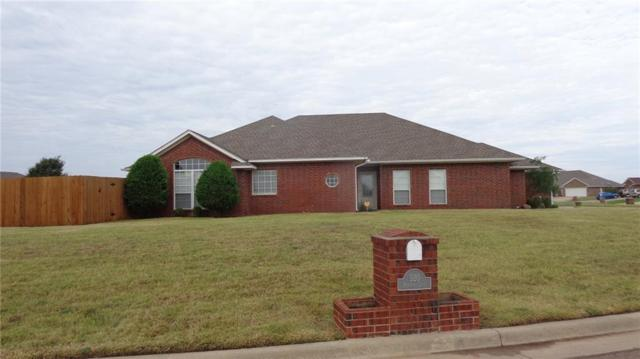 520 Peacock Lane, Altus, OK 73521 (MLS #794336) :: Wyatt Poindexter Group