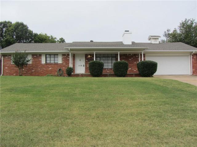 2905 Mockingbird Lane, Midwest City, OK 73110 (MLS #794390) :: Richard Jennings Real Estate, LLC