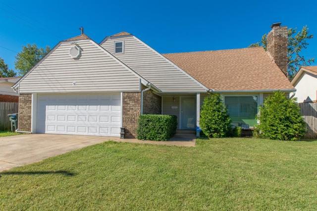 9 Vickie Drive, Del City, OK 73115 (MLS #794418) :: Richard Jennings Real Estate, LLC