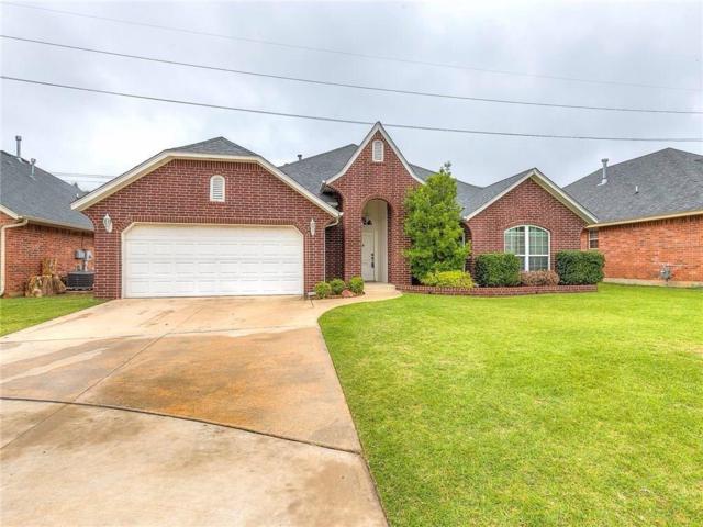 17204 Picasso Drive, Oklahoma City, OK 73170 (MLS #794463) :: Richard Jennings Real Estate, LLC