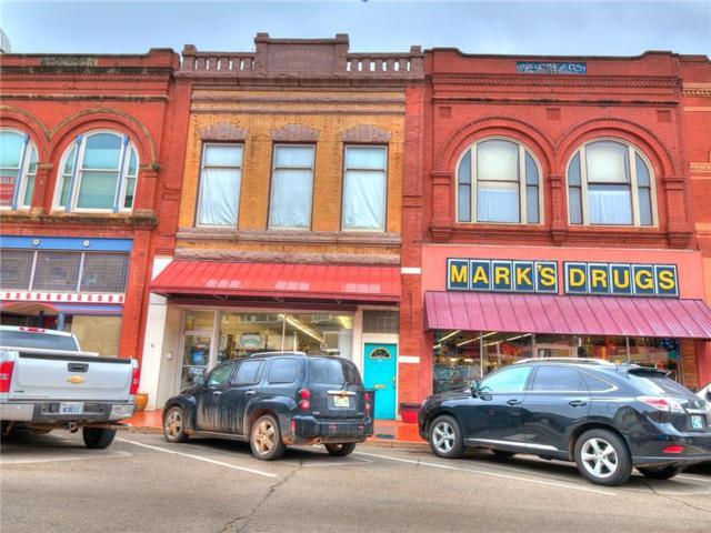 114 W Oklahoma Avenue, Guthrie, OK 73044 (MLS #794514) :: Wyatt Poindexter Group