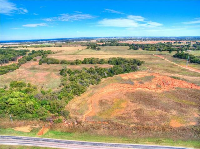 Hwy 74 & Redbud, Goldsby, OK 73093 (MLS #794529) :: Wyatt Poindexter Group