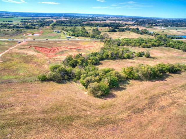 Highway 74 And Redbud Ln., Goldsby, OK 73093 (MLS #794550) :: Wyatt Poindexter Group