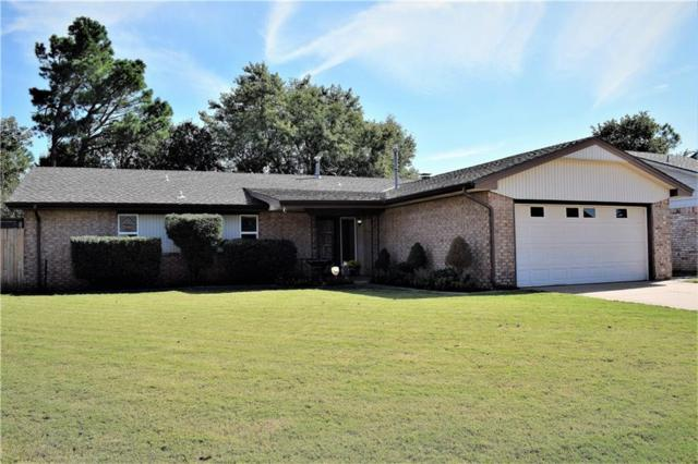 1540 Kingsgate Road, Oklahoma City, OK 73159 (MLS #794565) :: Wyatt Poindexter Group