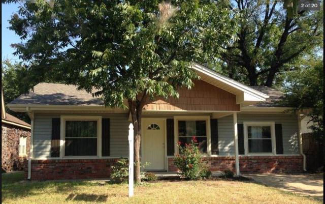 1721 NW 21 Street, Oklahoma City, OK 73106 (MLS #794574) :: Wyatt Poindexter Group